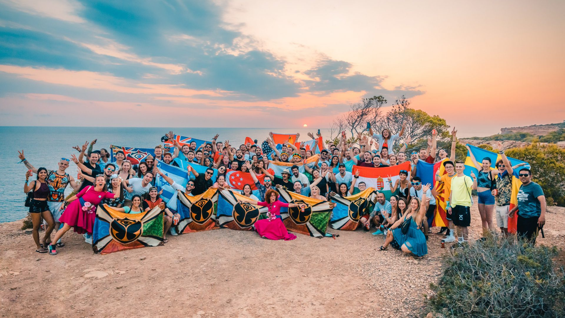 Ibiza - Discover Europe by Tomorrowland
